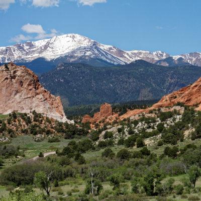 Garden of the Gods Colorado Springs Colorado