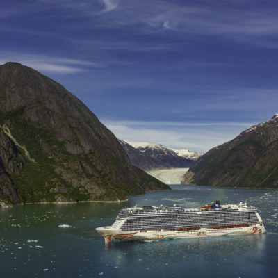 NCL Bliss Endicott Arm Alaska